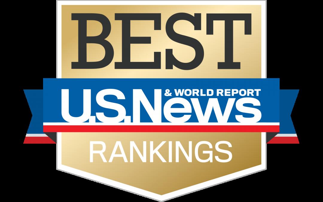 Resultados UVa en el ranking US NEWS 2020