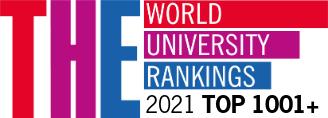Resultados UVa en el THE World University Rankings 2021