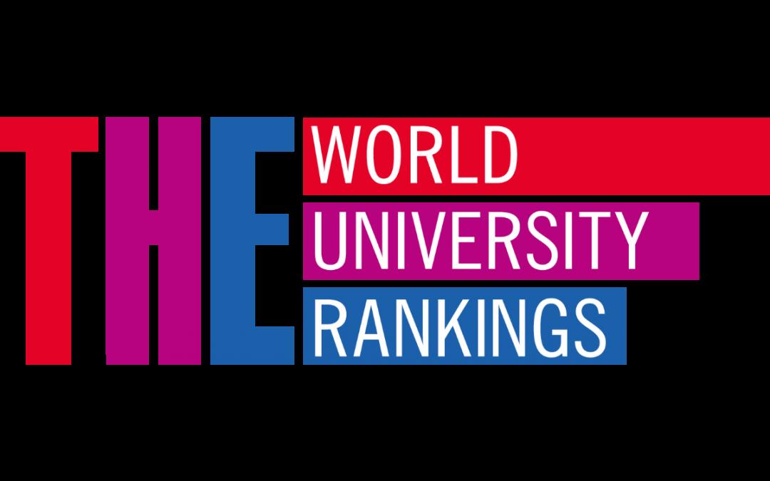 Resultados UVa en el THE World University Rankings 2022